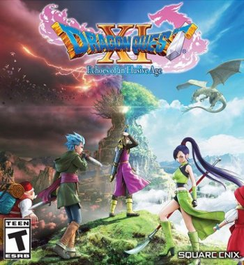 DRAGON QUEST XI: Echoes of an Elusive Age - Digital Edition of Light (2018) PC | Лицензия