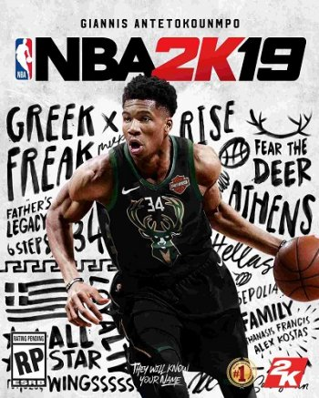 NBA 2K19 [v.1.08] (2018) PC | RePack от xatab