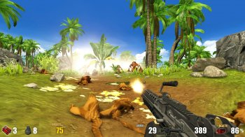 Action Alien: Tropical Mayhem (2018) PC | Лицензия