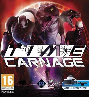 Time Carnage (2018) PC | Лицензия