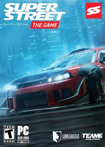 Super Street: The Game (2018) PC | RePack от qoob