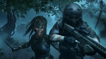 Shadow of the Tomb Raider: Croft Edition (2018) PC | Лицензия