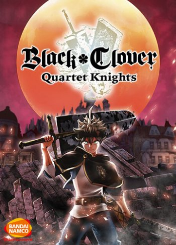 BLACK CLOVER: QUARTET KNIGHTS (2018) PC | Лицензия