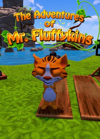 The Adventures of Mr. Fluffykins (2018) PC | Лицензия