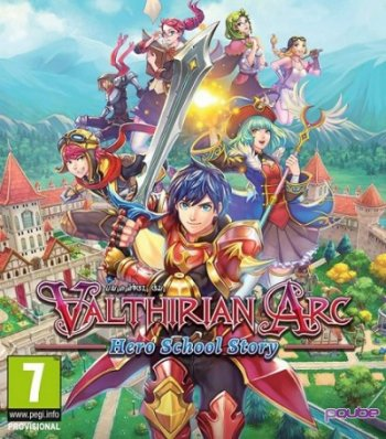 Valthirian Arc: Hero School Story (2018) PC | Лицензия