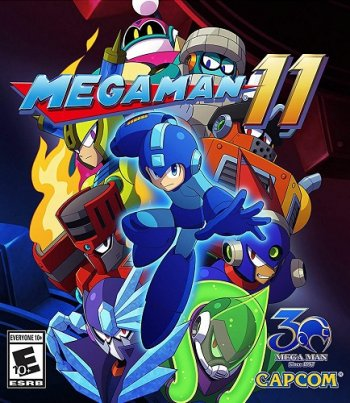 Mega Man 11 (2018) PC | Лицензия