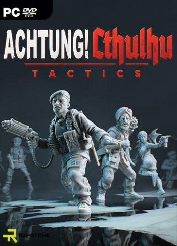 Achtung! Cthulhu Tactics (2018) PC | Лицензия
