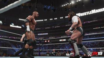 WWE 2K19 (2018) PC | Лицензия