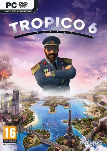 Tropico 6 (2019) PC | BETA