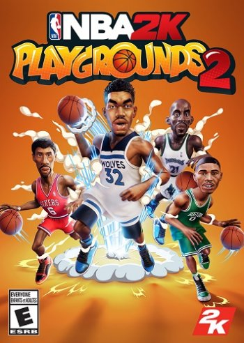 NBA 2K Playgrounds 2 (2018) PC | RePack от qoob