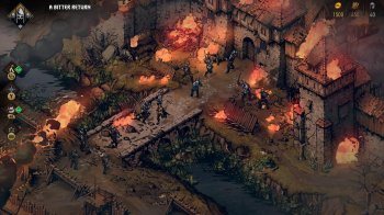Кровная вражда: Ведьмак. Истории / Thronebreaker: The Witcher Tales [v 1.1 + DLC] (2018) PC | RePack от xatab