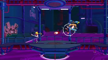 Lethal League Blaze (2018) PC | Лицензия