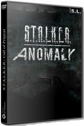 Сталкер Anomaly [1.5.0/BETA 2.4] (2018) PC | RePack от SeregA-Lus