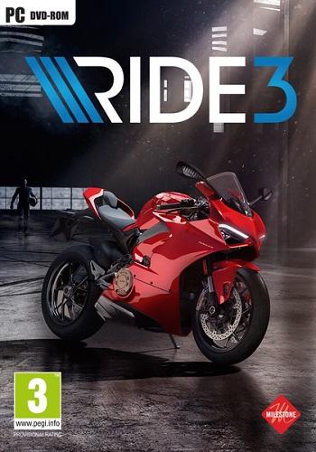 RIDE 3 [Update 8] (2018) PC | RePack от xatab