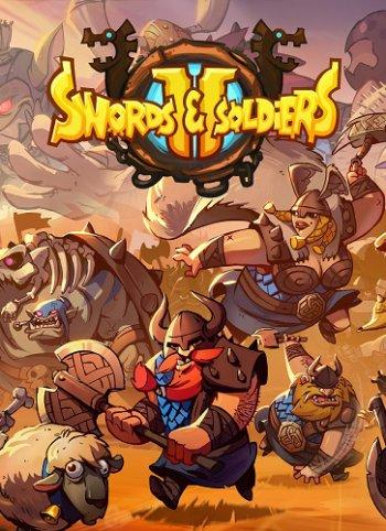 Swords and Soldiers 2 Shawarmageddon (2018) PC | Лицензия