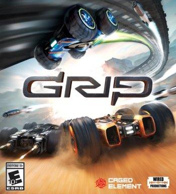 Grip: Combat Racing [v 1.4.0 + DLCs] (2018) PC | RePack от xatab