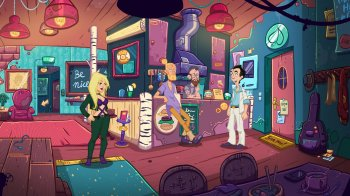 Leisure Suit Larry - Wet Dreams Don't Dry (2018) PC | Лицензия