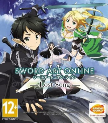 Sword Art Online: Lost Song (2018) PC | Лицензия