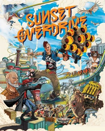 Sunset Overdrive [v 1.0u2] (2018) PC | Repack от xatab