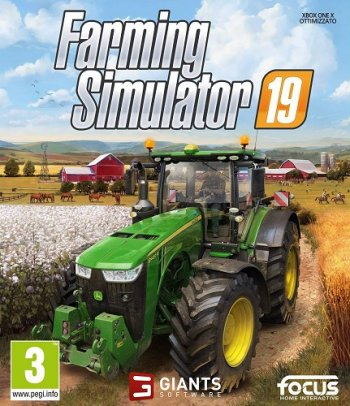 Farming Simulator 19 [v 1.3.0.1 + DLCs] (2018) PC | Repack от xatab