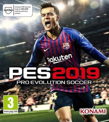 Pro Evolution Soccer 2019 / PES 2019 (2018) PC | RePack от xatab
