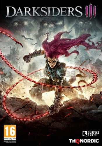 Darksiders III: Deluxe Edition [v 1.4 + DLCs] (2018) PC | RePack от xatab