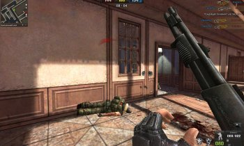 Point Blank [3.34.1811.1.23065.01] (2009) PC | Online-only