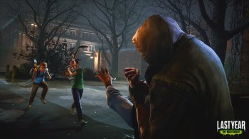 Last Year: The Nightmare [v1.0.2] (2018) PC | Лицензия