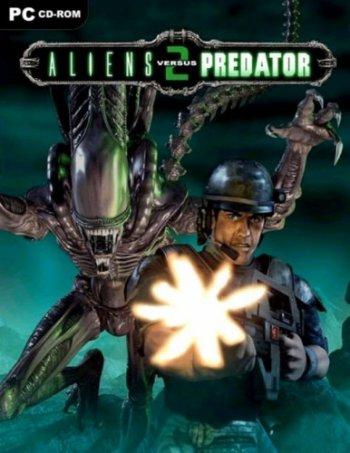 Aliens vs Predator 2 (2001) PC   RePack от Juk.v.Muravenike