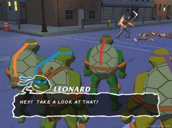 Teenage Mutant Ninja Turtles (2003) PC   Лицензия