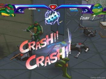 Teenage Mutant Ninja Turtles (2003) PC | Лицензия