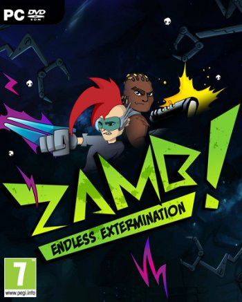 ZAMB! Endless Extermination (2019) PC | Лицензия