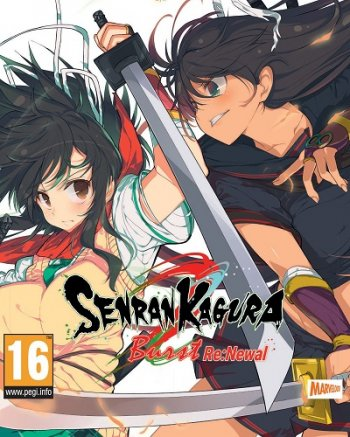 SENRAN KAGURA Burst Re:Newal (2019) PC | Лицензия