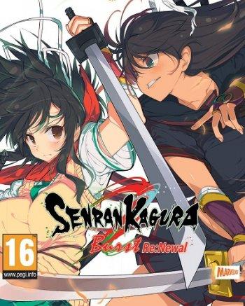 SENRAN KAGURA Burst Re:Newal (2019) PC | Лицензия