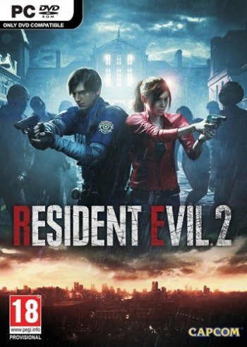 RESIDENT EVIL 2 / BIOHAZARD RE:2 - Deluxe Edition