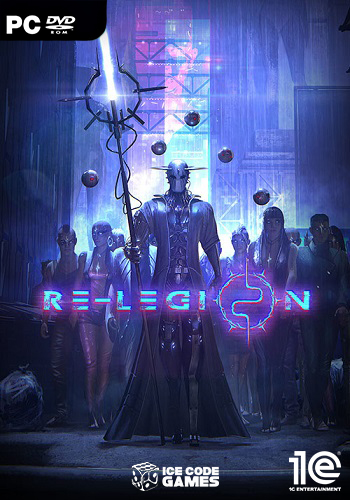 Re-Legion [1.3.1.314] (2019) PC | Лицензия