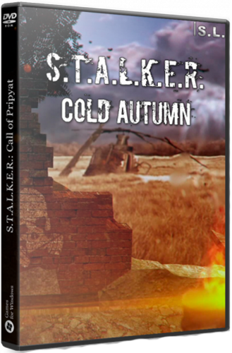 Сталкер Cold Autumn [0.2 - 0.22] (2019) PC | RePack от SeregA-Lus
