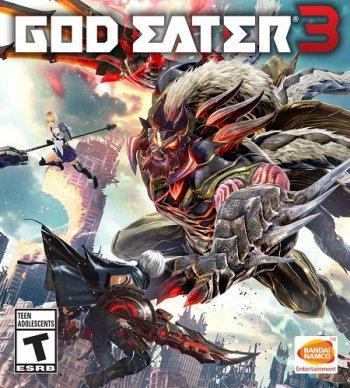 GOD EATER 3 [v 2.40] (2019) PC | RePack от xatab