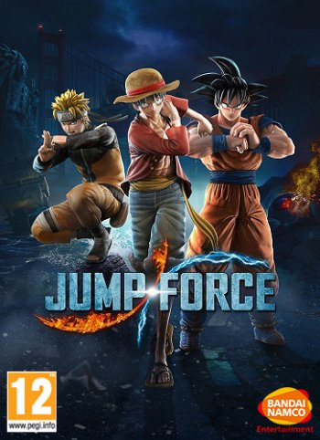 Jump Force - Ultimate Edition [v 2.01 + DLCs] (2019) PC | RePack от xatab