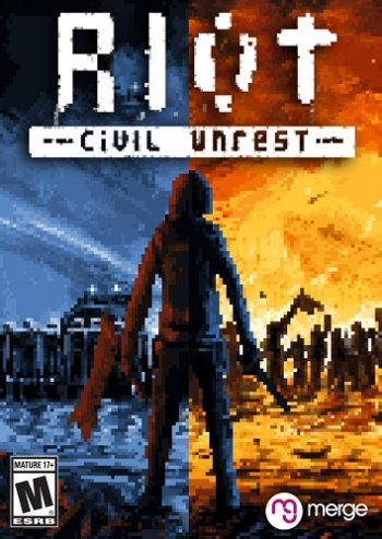 RIOT: Civil Unrest (2019) PC   Лицензия