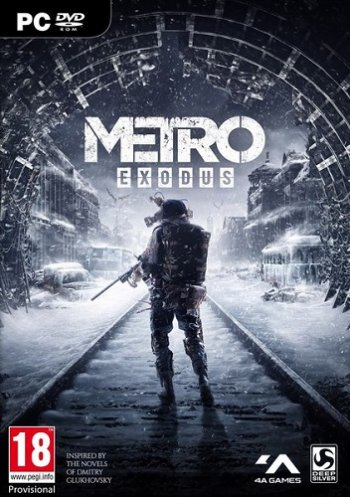 Metro: Exodus / Метро: Исход - Gold Edition [v 1.0.7.16 + DLCs] (2019) PC | RePack от xatab