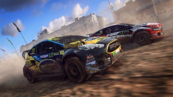 DiRT Rally 2.0 - Deluxe Edition [v 1.7.0 + DLCs] (2019) PC | RePack от xatab