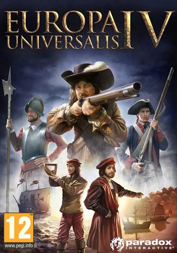 Europa Universalis IV [v 1.28.3.0 + DLCs] (2013) PC | RePack от xatab