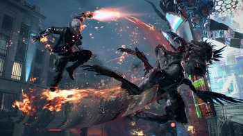 Devil May Cry 5: Deluxe Edition (2019) PC | RePack от xatab