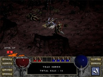 Diablo (1996) PC   Лицензия