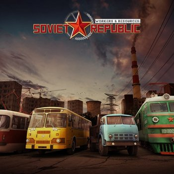 Workers & Resources: Soviet Republic [v 0.8.1.10 Beta | Early Access + Mods] (2019) PC | Repack от xatab