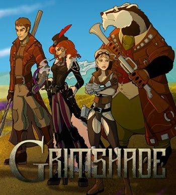 Grimshade (2019) PC | Лицензия