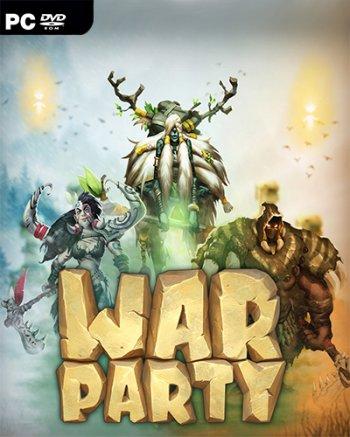 Warparty (2019) PC | Лицензия