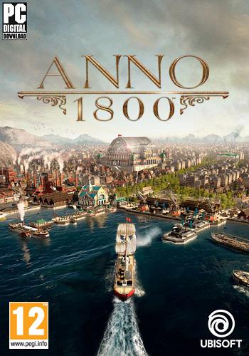 Anno 1800 - Deluxe Edition (2019) PC | Лицензия