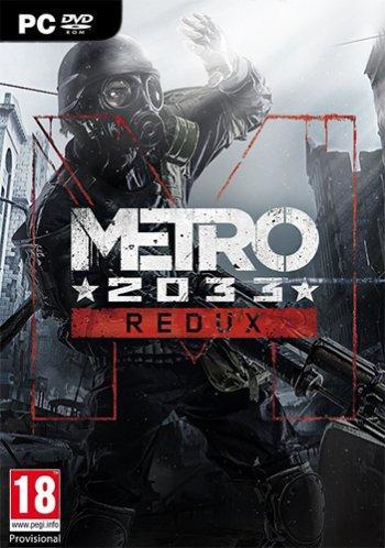 Metro 2033 Redux [Update 7] (2014) PC | RePack от xatab